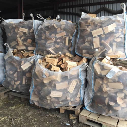 Firewood supplier in Thame Oxfordshire